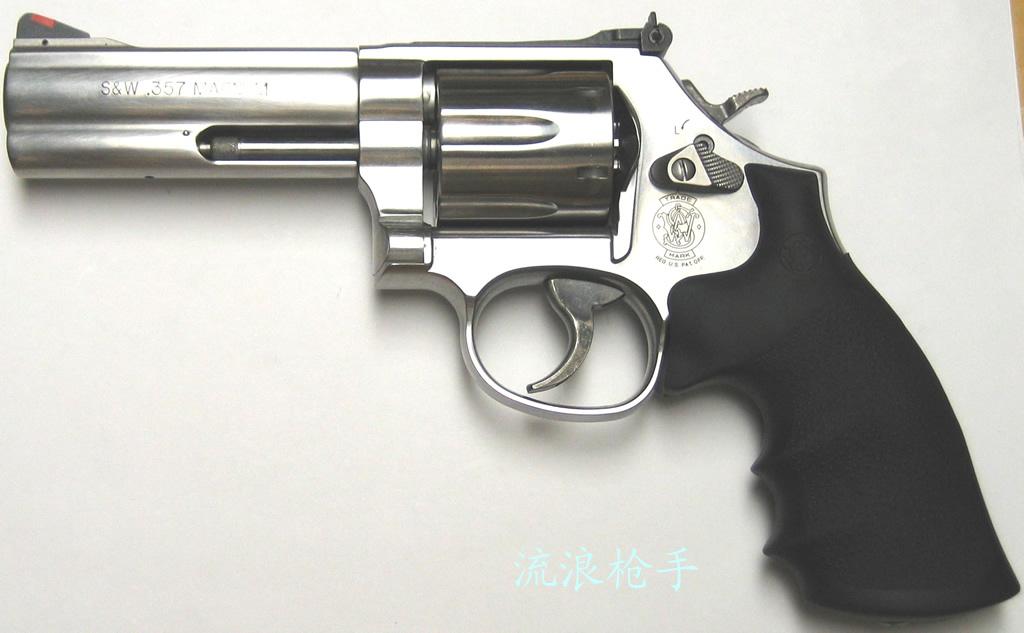 几张斯密斯威森686的照片 - 流浪枪手 - 流浪枪手的驿站