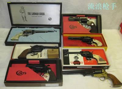 大开眼界的手枪拍卖 - 流浪枪手 -         流浪枪手的驿站