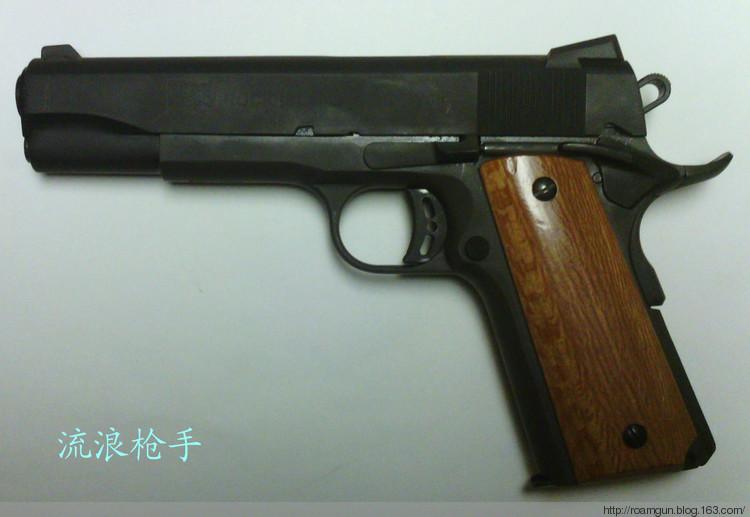 末后一枪,我的1911情结 - 流浪枪手 - 流浪枪手的驿站