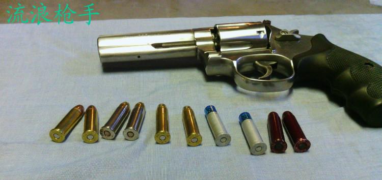一枪多用,再谈左轮枪的优点 - 流浪枪手 - 流浪枪手的驿站