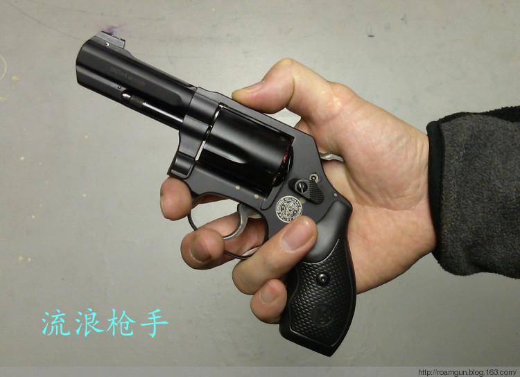 斯密斯威森360便携左轮枪 - 流浪枪手 - 流浪枪手的驿站