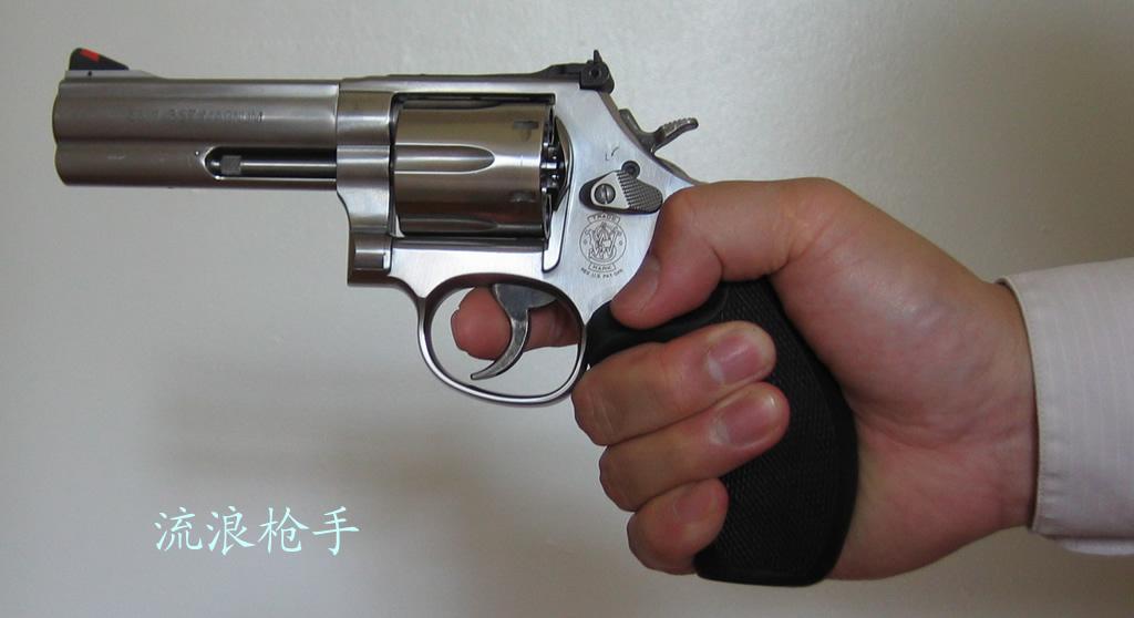 绅士和牛仔----自动手枪和左轮的比较 - 流浪枪手 - 流浪枪手的驿站