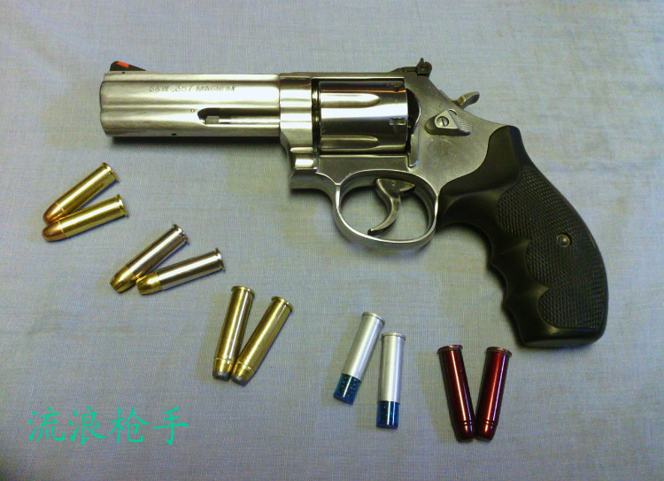最好的家庭自卫手枪 - 流浪枪手 - 流浪枪手的驿站