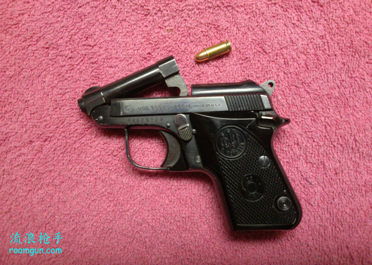 贝雷塔950- BS - 流浪枪手 - 流浪枪手的驿站