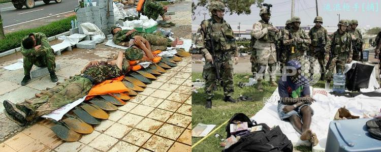 换个角度比较中美两国军队 - 流浪枪手 - 流浪枪手的驿站
