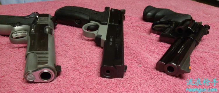 子弹威力的计算机评估 - 流浪枪手 - 流浪枪手的驿站