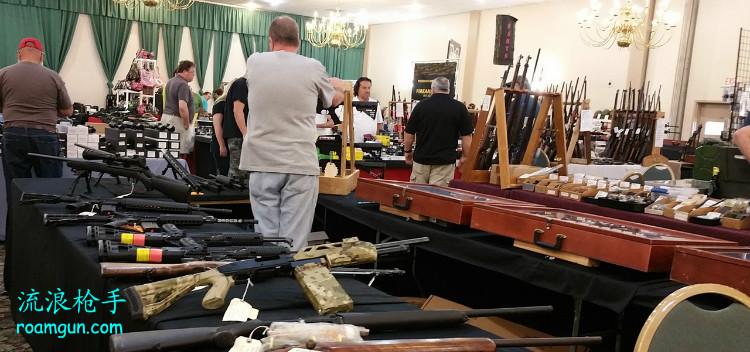 美国枪展上的总统竞选 - 流浪枪手 - 流浪枪手的驿站